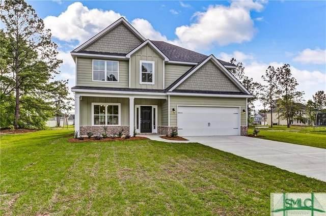 224 Cypress Lakes Drive, Bloomingdale, GA 31302 (MLS #242554) :: RE/MAX All American Realty