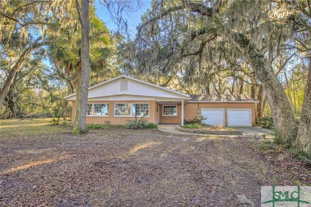 1052 Graystone Road, Townsend, GA 31305 (MLS #242607) :: Keller Williams Coastal Area Partners