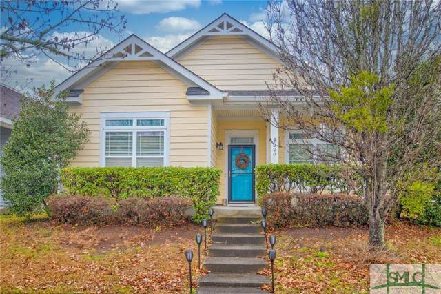 228 Clearwater Circle, Port Wentworth, GA 31407 (MLS #242611) :: The Arlow Real Estate Group
