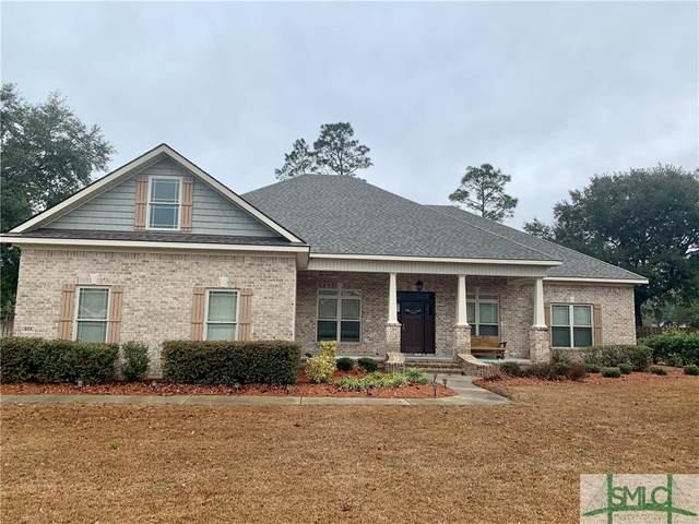 213 Saint Pauls Road, Guyton, GA 31312 (MLS #242614) :: Coastal Savannah Homes