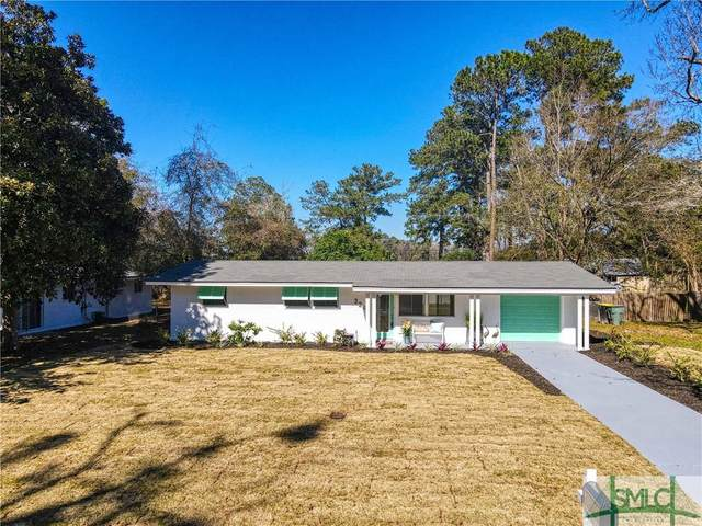 324 Linwood Road, Savannah, GA 31419 (MLS #242625) :: Barker Team | RE/MAX Savannah