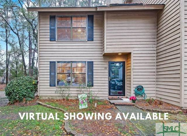 60 Hidden Lake Court, Savannah, GA 31419 (MLS #242675) :: Heather Murphy Real Estate Group