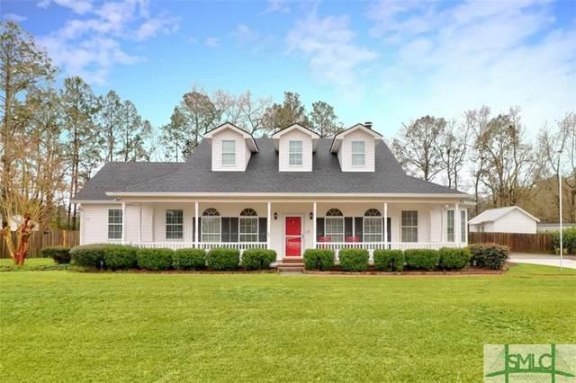 204 Rosehill Drive E, Rincon, GA 31326 (MLS #242775) :: Barker Team | RE/MAX Savannah