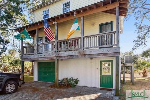 401 10th Street, Tybee Island, GA 31328 (MLS #242868) :: Keller Williams Coastal Area Partners