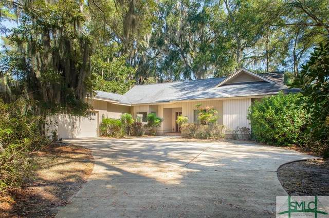 7 White Horse Lane, Savannah, GA 31411 (MLS #242947) :: McIntosh Realty Team