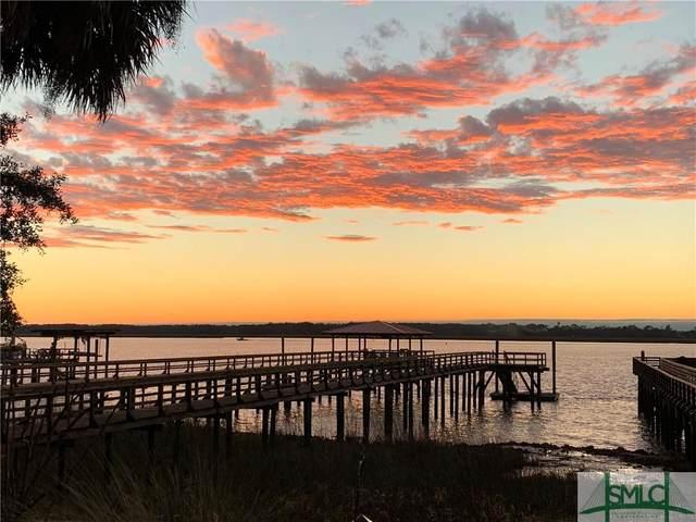 1224 Wilmington Island Road, Savannah, GA 31410 (MLS #242962) :: The Arlow Real Estate Group