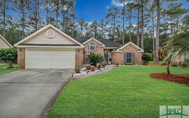 9 Tea Olive Circle, Pooler, GA 31322 (MLS #243009) :: RE/MAX All American Realty