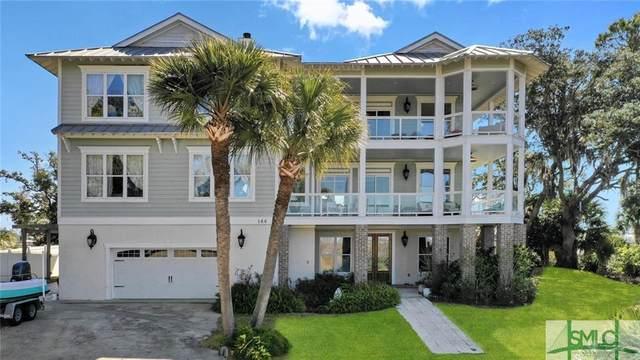 144 San Marco Drive, Tybee Island, GA 31328 (MLS #243055) :: Keller Williams Coastal Area Partners
