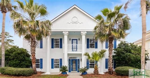 12 Shad River Road, Savannah, GA 31410 (MLS #243126) :: The Arlow Real Estate Group