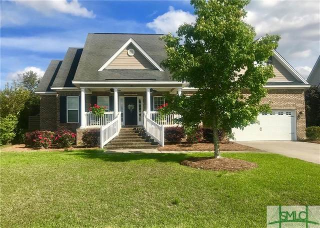 185 Dove Drake Drive, Richmond Hill, GA 31324 (MLS #243188) :: McIntosh Realty Team