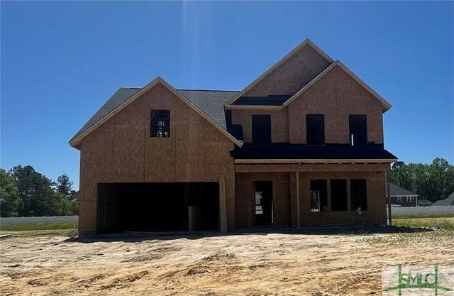 74 Gracyn Lane, Ludowici, GA 31316 (MLS #243228) :: The Arlow Real Estate Group
