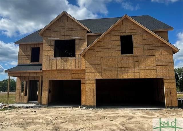 71 Gracyn Lane, Ludowici, GA 31316 (MLS #243230) :: The Arlow Real Estate Group