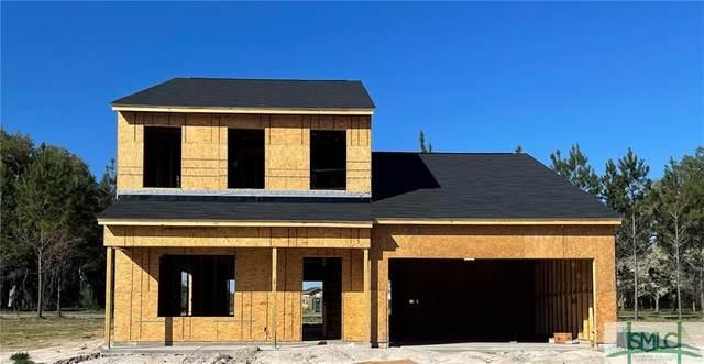 117 Castaway Court NE, Ludowici, GA 31316 (MLS #243232) :: Keller Williams Realty-CAP