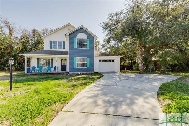 20 Captain's View, Tybee Island, GA 31328 (MLS #243271) :: McIntosh Realty Team