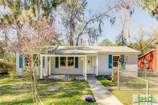 6 Lansing Avenue, Savannah, GA 31406 (MLS #243295) :: The Arlow Real Estate Group