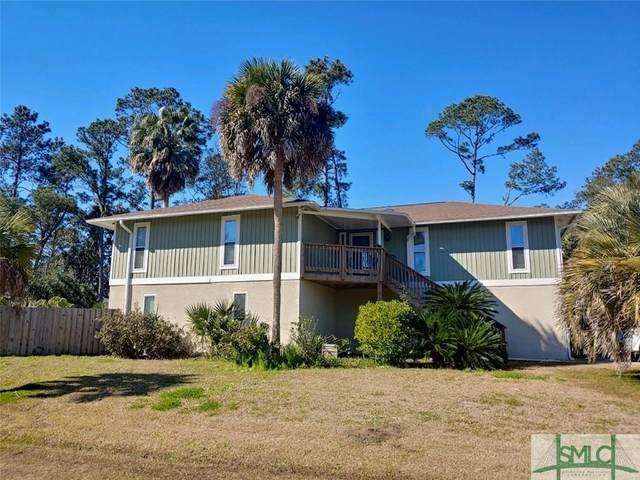 907 Tara Avenue, Savannah, GA 31410 (MLS #243299) :: The Arlow Real Estate Group