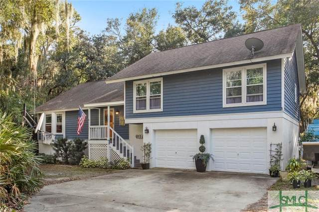 115 Catalina Drive, Tybee Island, GA 31328 (MLS #243391) :: RE/MAX All American Realty