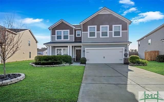 130 Wind Willow Drive, Savannah, GA 31407 (MLS #243398) :: Keller Williams Coastal Area Partners