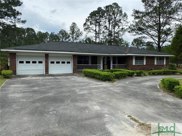 722 W 7th Street, Rincon, GA 31326 (MLS #243457) :: Coldwell Banker Access Realty
