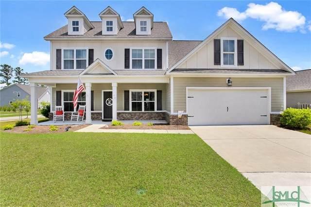 106 Oakdene Road, Pooler, GA 31322 (MLS #243526) :: Team Kristin Brown | Keller Williams Coastal Area Partners