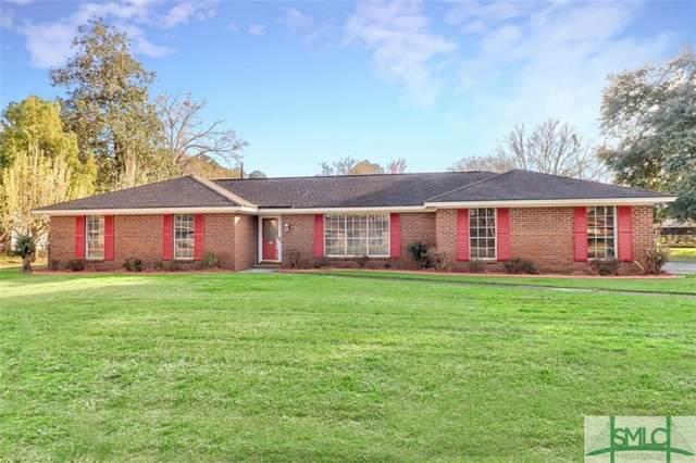 615 Holly Avenue, Pooler, GA 31322 (MLS #243668) :: Glenn Jones Group | Coldwell Banker Access Realty