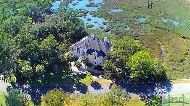 3 Eagle Point Drive, Savannah, GA 31406 (MLS #243719) :: Heather Murphy Real Estate Group