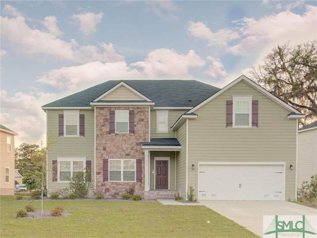 210 Beckley Drive, Richmond Hill, GA 31324 (MLS #243723) :: The Sheila Doney Team