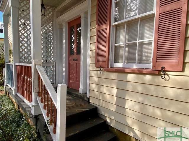 112 W Henry Street, Savannah, GA 31401 (MLS #243742) :: Glenn Jones Group | Coldwell Banker Access Realty