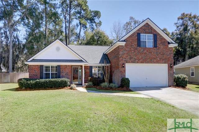 134 Druid Circle, Savannah, GA 31410 (MLS #243771) :: Glenn Jones Group | Coldwell Banker Access Realty