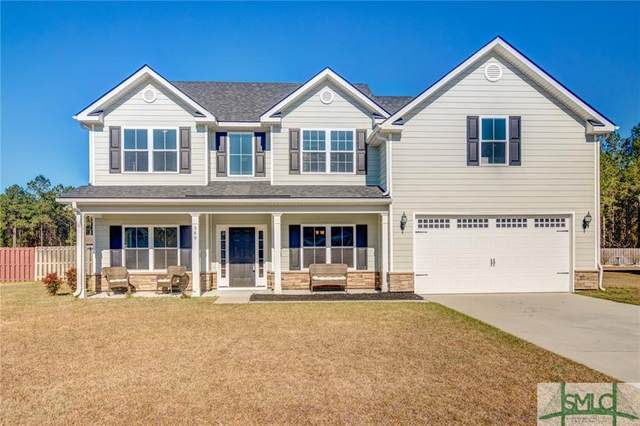 340 Wicklow Drive, Richmond Hill, GA 31324 (MLS #243817) :: Keller Williams Coastal Area Partners