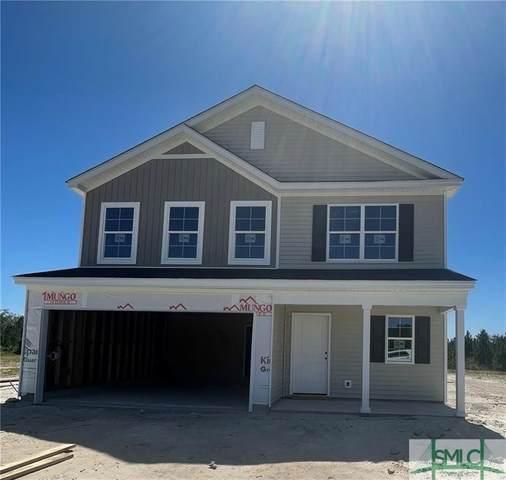 359 Tondee Way, Midway, GA 31320 (MLS #243879) :: Savannah Real Estate Experts