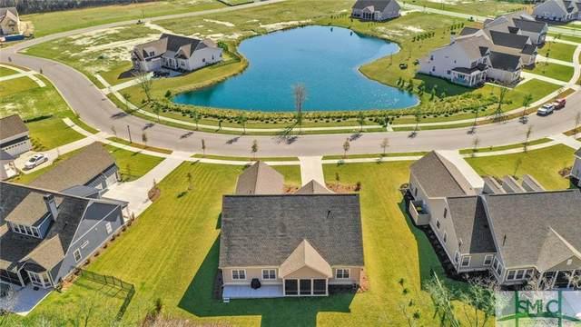 127 Bramswell Road, Pooler, GA 31322 (MLS #243916) :: Heather Murphy Real Estate Group