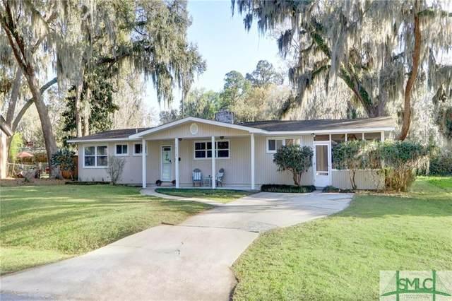1513 Spalding Road, Savannah, GA 31406 (MLS #244008) :: Heather Murphy Real Estate Group