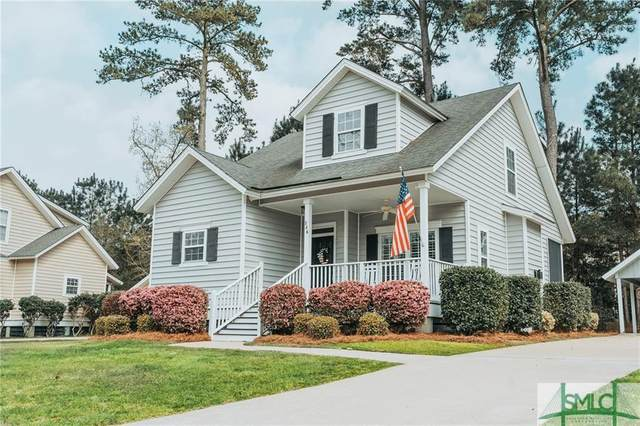 286 Vining Way, Richmond Hill, GA 31324 (MLS #244038) :: Teresa Cowart Team