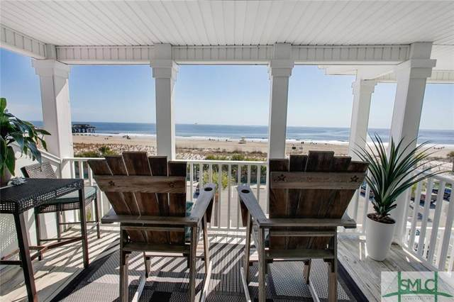 1615 Strand Avenue #10, Tybee Island, GA 31328 (MLS #244154) :: Heather Murphy Real Estate Group