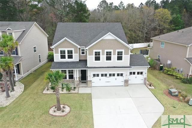 141 Tahoe Drive, Pooler, GA 31322 (MLS #244295) :: Savannah Real Estate Experts