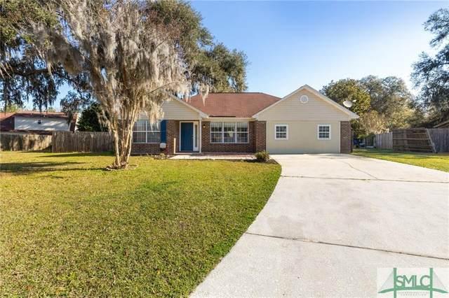 7 Mossy Court, Savannah, GA 31419 (MLS #244318) :: The Arlow Real Estate Group