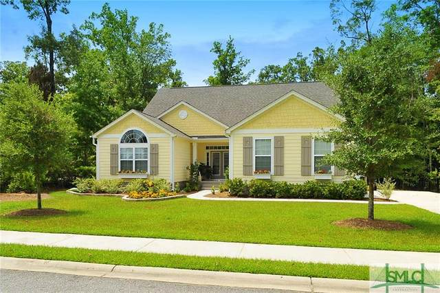 101 Oakcrest Drive W, Savannah, GA 31405 (MLS #244335) :: Keller Williams Coastal Area Partners