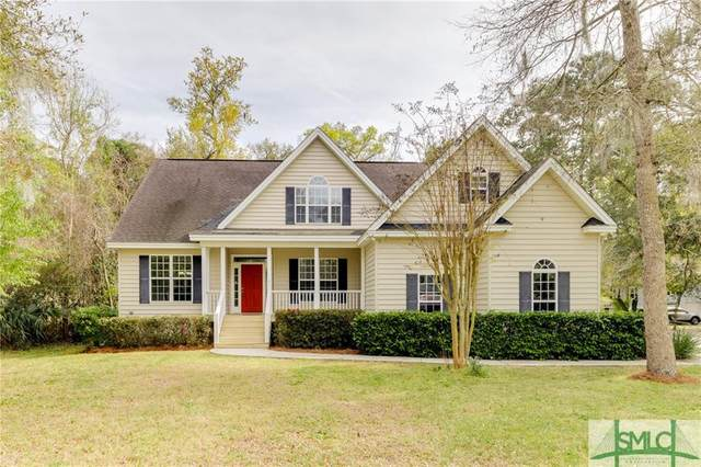 2 Crisp Street, Savannah, GA 31410 (MLS #244344) :: Heather Murphy Real Estate Group