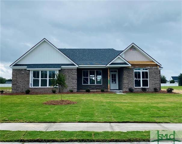 528 Braves Field Drive, Guyton, GA 31312 (MLS #244363) :: Savannah Real Estate Experts
