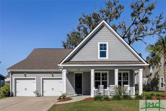4 Archipeligo Lane, Savannah, GA 31419 (MLS #244376) :: Heather Murphy Real Estate Group