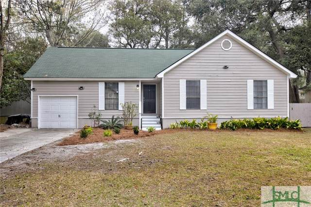108 S Sheftall Circle, Savannah, GA 31410 (MLS #244396) :: Liza DiMarco