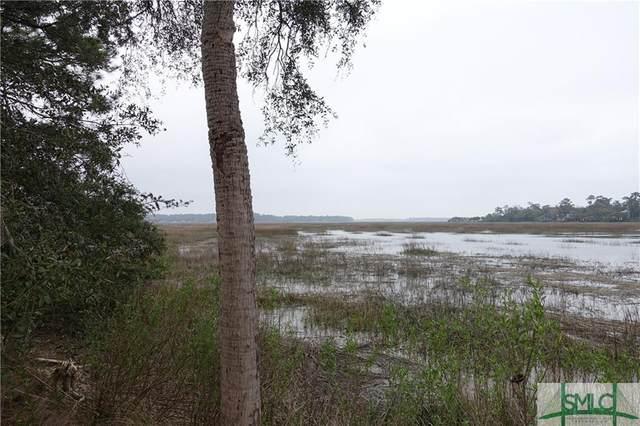 4 W Marsh Bridge Lane, Savannah, GA 31411 (MLS #244418) :: The Arlow Real Estate Group