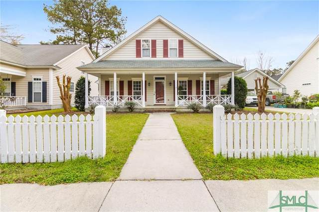 174 Cherryfield Lane, Savannah, GA 31419 (MLS #244559) :: Keller Williams Coastal Area Partners
