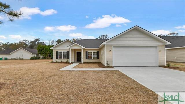 106 Dogwood Court, Springfield, GA 31329 (MLS #244579) :: RE/MAX All American Realty