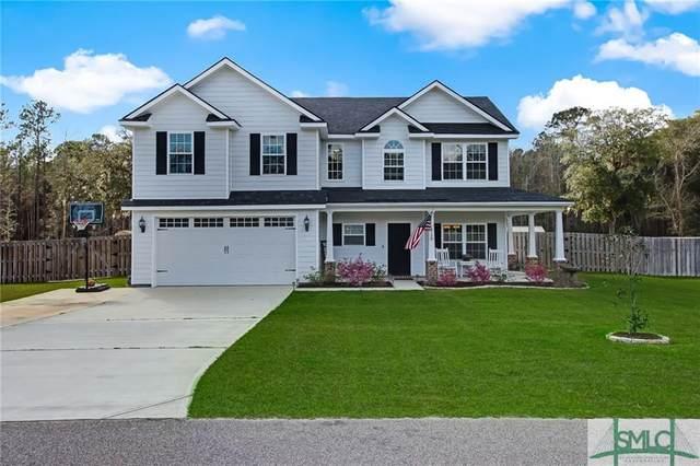 160 Kerry Drive, Richmond Hill, GA 31324 (MLS #244605) :: Bocook Realty