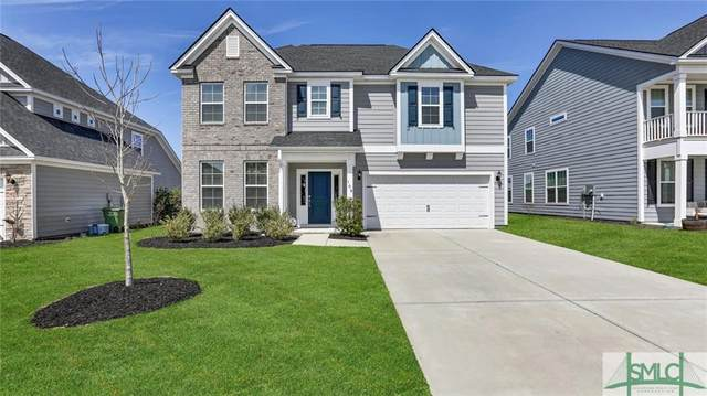 108 Baynard Street, Pooler, GA 31322 (MLS #244606) :: Bocook Realty