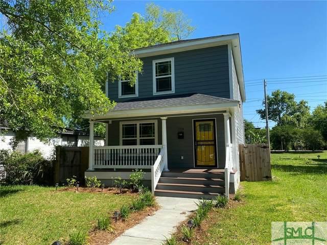 774 E Waldburg Street, Savannah, GA 31401 (MLS #244658) :: The Arlow Real Estate Group