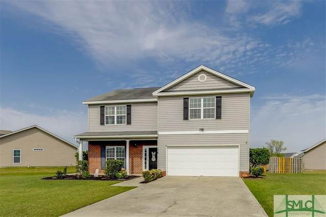 176 Brickhill Circle, Savannah, GA 31407 (MLS #244744) :: Savannah Real Estate Experts