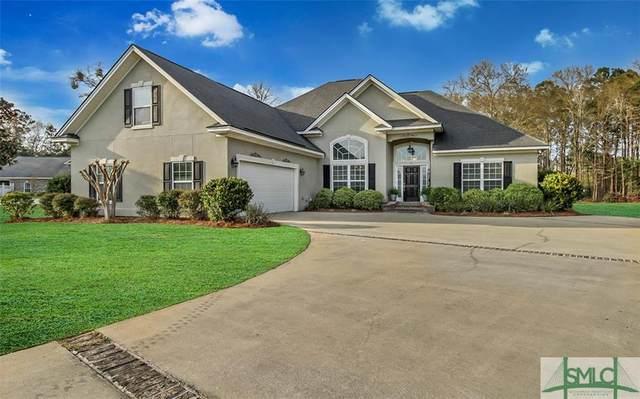 912 Brigham Drive, Richmond Hill, GA 31324 (MLS #244752) :: Bocook Realty